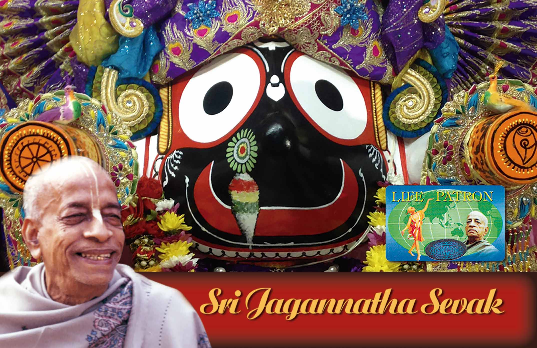 Sri Jagannatha Sevak – Sponsorship of 11.111 €