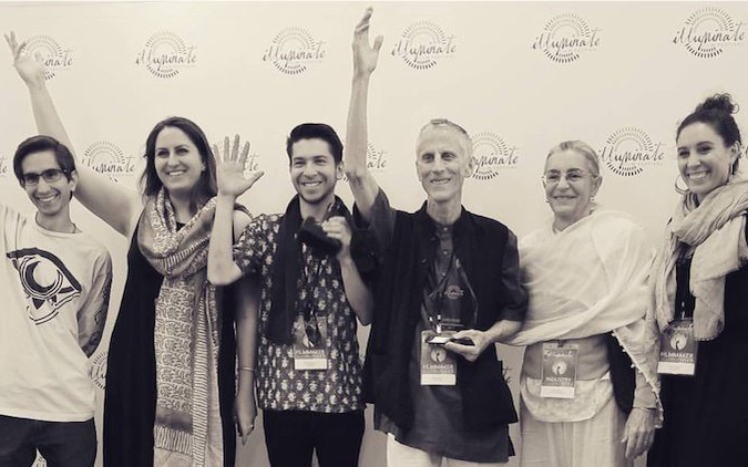 Hare Krishna! The Film Wins Award for Best Picture at Illuminate Film Festival in Sedona